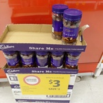 [VIC] $3 (Was $10) 310g Cadbury Chocolate Almonds & Sultanas @ Coles The Pines