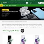 [Pre Order] S20/S20+/S20 Ultra - Min $61.05/Months (36 Months) for S20+ 4G + $75 Cashrewards Cashback @ Woolworths Mobile