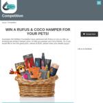 Win A Rufus & Coco Hamper from Australian Pet Welfare Foundation