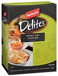 Fantastic Delites Sweet Chilli and Sour Cream Rice Crackers, 100g $1.50 + Delivery ($0 with Prime/ $39 Spend) @ Amazon AU