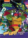 [Pre Order] Rise of the Teenage Mutant Ninja Turtles Rise Up! Colouring Book $1 + Post ($0 with Prime/ $39 Spend) @ Amazon AU