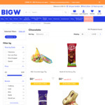 Easter Eggs and Chocolates on Clearance from $0.25 (Online) @ Big W
