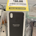 [NSW] Oppo Reno 10x Zoom $600, iPhone XS Max Cases: Black Silicone $15, Black Leather $30 @ Officeworks Newcastle West