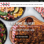 [VIC, SA, QLD, WA] 2-4-1 Pork Ribs $45.90 @ TGI Fridays (until 28 May 20)