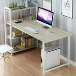 "H Shape Computer Laptop Desk 47""L US $54.17 (~AU $82.80) from AU Warehouse Free Shipping, GST Free @ Banggood"