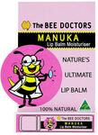 The Bee Doctors Manuka Lip Balm Moisturiser 5.5g $3.90 (Was $7.80) + Shipping (Free Shipping over $50/<6kg) @ Buy Natural