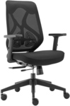 ErgoDuke Deluxe Low Back Mesh Ergonomic Office Chair $169 + Delivery @ MyDeal