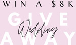 Win a $8K Wedding Giveaway from Morrina.com and Veronica Farag Weddings