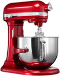 KitchenAid 5KSM7581ACA Pro Line Bowl Lift Stand Mixer Candy Apple Red $929 + Free Metro Delivery @ Appliances Online