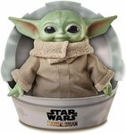 "Star Wars The Child Plush Toy, 11"" from Mattel $35.20 + Delivery ($0 with $49 Prime Spend) @ Amazon US via AU"