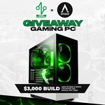 Win a PC with a Ryzen 9 3900X and RTX 3080 worth over $3000 from Artesian Builds and One Percent