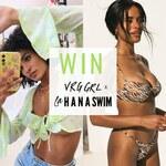 Win 1x $500 VRG GRL Voucher & 1x $500 Lahana Swim Voucher from Verge Girl