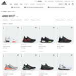 Extra 30% off Everything @ adidas Outlet Online (Stacks with Existing Discounts / Ultraboost $127 / Stan Smith $64)