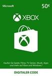 Xbox €50 Gift Card EU €41.12 (A$67.91) @ BCDKEY