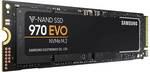 Samsung 970 EVO 500GB NVMe M.2 (2280) 3D V-NAND SSD $85 + Shipping / CC @ Mwave