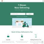 Free Delivery (Minimum Spend $15) @ 7-Eleven via Tipple