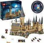 LEGO Harry Potter Hogwarts Castle 71043 $519.20 Delivered (RRP $649) @ Amazon AU