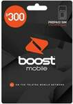 Boost $300 Prepaid SIM for $224.90 (Including $25 Discount) @ Buymobile Australia