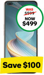 OPPO Reno4 Z 5G Dew White or Black 128GB - $499 Delivered @ Woolworths Mobile