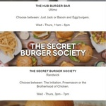 [NSW] Free Burger from Any 1 of 6 Sydney Burger Restaurants @ Eatclub App