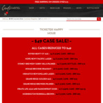 $49 Craft Beer Cases + Delivery (Free with $75 Spend) @ Craft Cartel