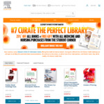 25% off All Books + Free Delivery + Free Gift for Students @ Elsevier Australia