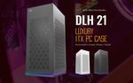 DarkFLash DLH21 ITX Case (+ $255 for MSI B550i Bundle): Black $195, White $200 Delivered @ Darkflashaus eBay
