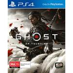 [PS4] Ghost of Tsushima (Preowned) $39 + Delivery (Free Click & Collect) @ EB Games