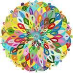 1000 Pcs Round Mandala Jigsaw Puzzle $3.75 + $16.10 Delivery @ Sensory Stand