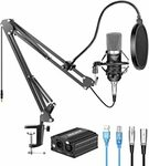 [Prime] Neewer NW-700 Microphone Set $11.89, Neewer NW-700 Mic Set with Power Supply $27.99 Delivered @ Neewer Amazon AU