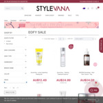 Up to 15% off Your Order + Free Gift @ Stylevana