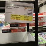 Whalen Step Beam Shelving $79.99 in-Store ($189.99 Online) @ Costco Nationwide