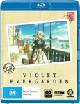 Violet Evergarden (Eps 1-13 + Special, Blu-Ray) $18.72 + Delivery ($0 with Prime/ $39 Spend) @ Amazon AU