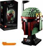 LEGO Star Wars Boba Fett Helmet Building Kit $59 Delivered @ Amazon AU