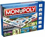Monopoly Australian Community Relief Edition $7.72 (RRP $54.99) + Delivery ($0 with Prime/ $39 Spend) @ Amazon AU