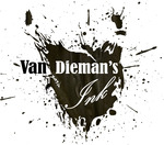 Receive 2x 30ml Bottles of Ink ($29.90 Value) with Purchases over $60 (Free Domestic Shipping) @ Van Dieman's Ink