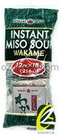 Hikari Instant Miso Soup Wakame 18g 12-pack $2.80 + Delivery @ Oz Grocer