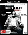 Get Out (4K + Blu-Ray, 2-Disc Set) $11.75 + Delivery ($0 with Prime/ $39 Spend) @ Amazon AU