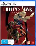 [PS5] Guilty Gear Strive $59 + Shipping ($0 with $100 Spend/ C&C/ in-Store) @ JB Hi-Fi
