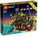 LEGO Pirates of Barracuda Bay 21322 $199 Delivered at Myer