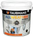 [VIC] Taubmans All Weather Exterior Low Sheen Paint 15L - $152 (Was $252) + $15 Delivery (Melbourne Metro Only) @ PaintMate