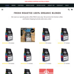 25% off All Coffee Blends & Free Express Shipping @ Airjo Coffee Roaster