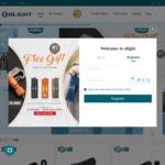 Olight Keychain Flashlights: Buy I3E EOS 90 Lumen, Get I1R2 EOS 150 Lumen Free $13.31 @ Olight Australia (New Customers Only)