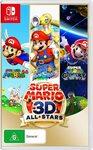 [Switch] Super Mario 3D All-Stars $40 Delivered @ Amazon AU
