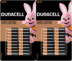 Duracell Batteries, E.g. AA 36x 2 Pack $29.99 ($0.42 Ea) Delivered @ Costco (Membership Required)