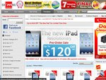 ShoppingSquare Pre-Order The New iPad 3rd White 16GB Wi-Fi $423.05 + Shipping ~ $30