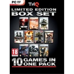 THQ Limited Edition 10 Game Pack PC- $36.99 at OzGameShop