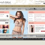 SAVE $20 for Every $100 Ordered @ French Bikini Webstore