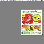 50% off: Energizer Max Batteries AA Pk10 $6.59ea, Cadbury Blocks 160-220g $2.29ea @ Woolworths