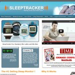 Sleeptracker Onyx for Only $145 with FREE EXPRESS POST Shipping
